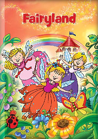 fairyland book for kids