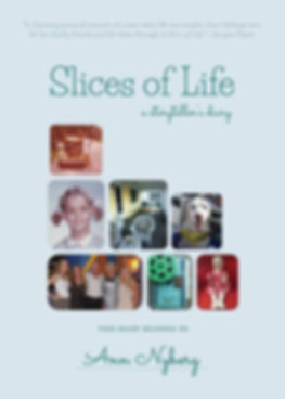 Ann Nyberg memoir Slices of Life