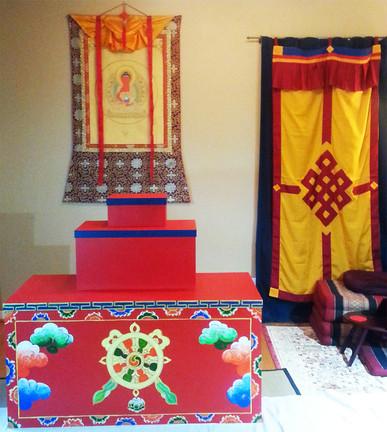 Altar for Tashi Nyima