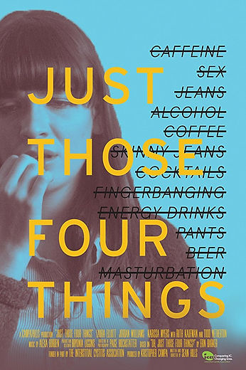 Just Those Four Things Poster.jpg