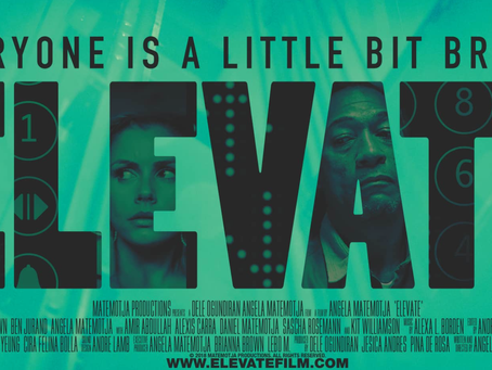 ELEVATE Now Available for Streaming on Amazon Prime
