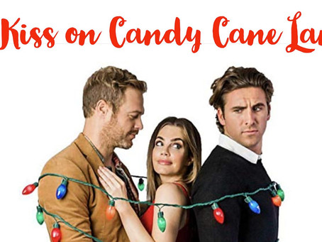 A Kiss on Candy Cane Lane -- Coming Nov. 5th!