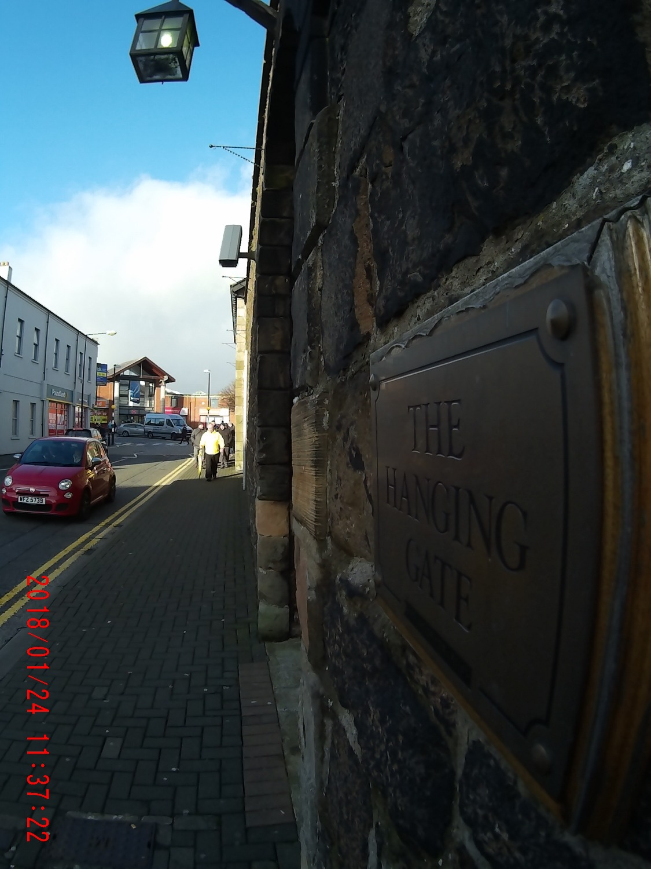 The Hanging Gate Carrickfergus