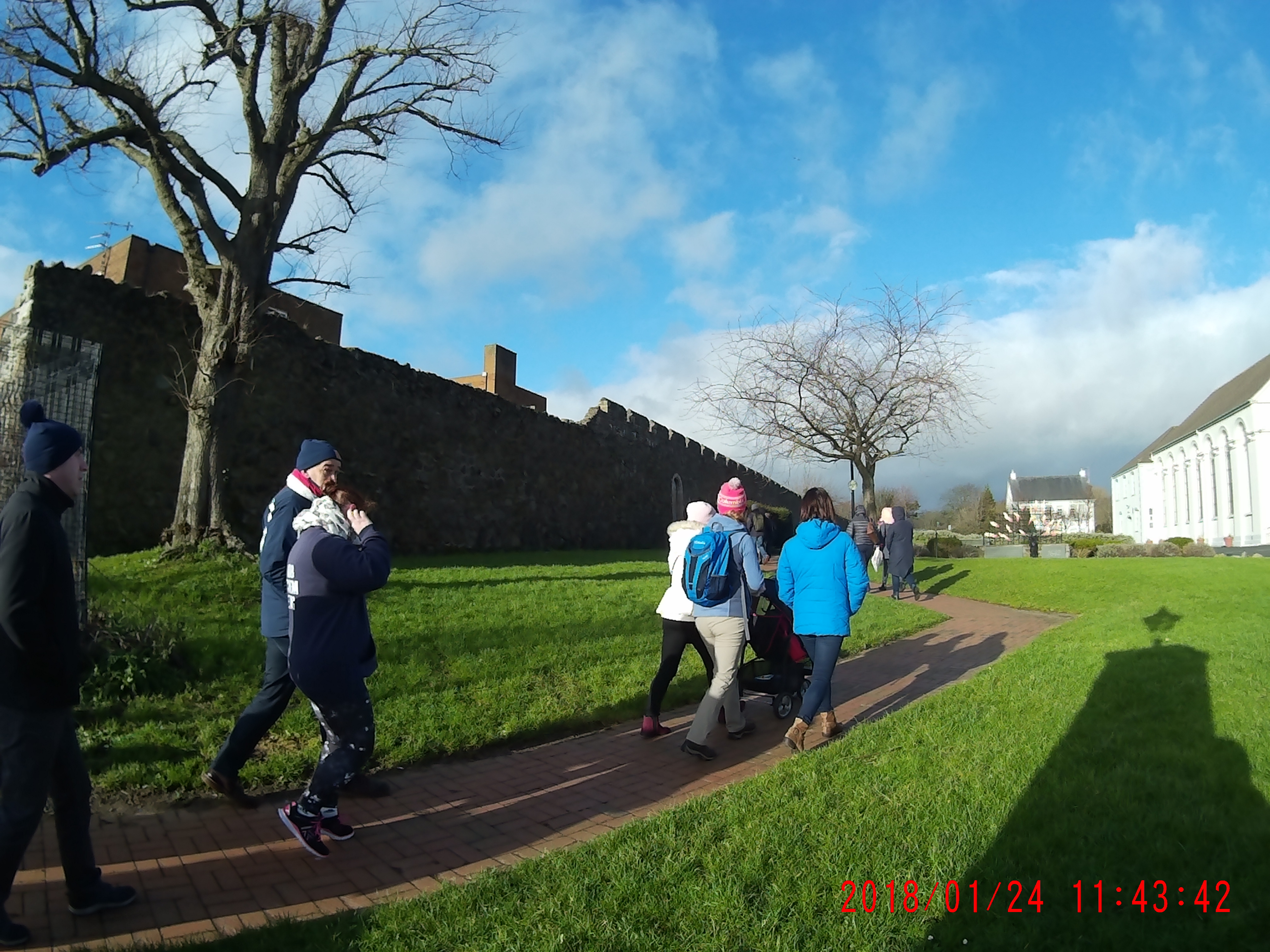 The Walled Town of Carrick