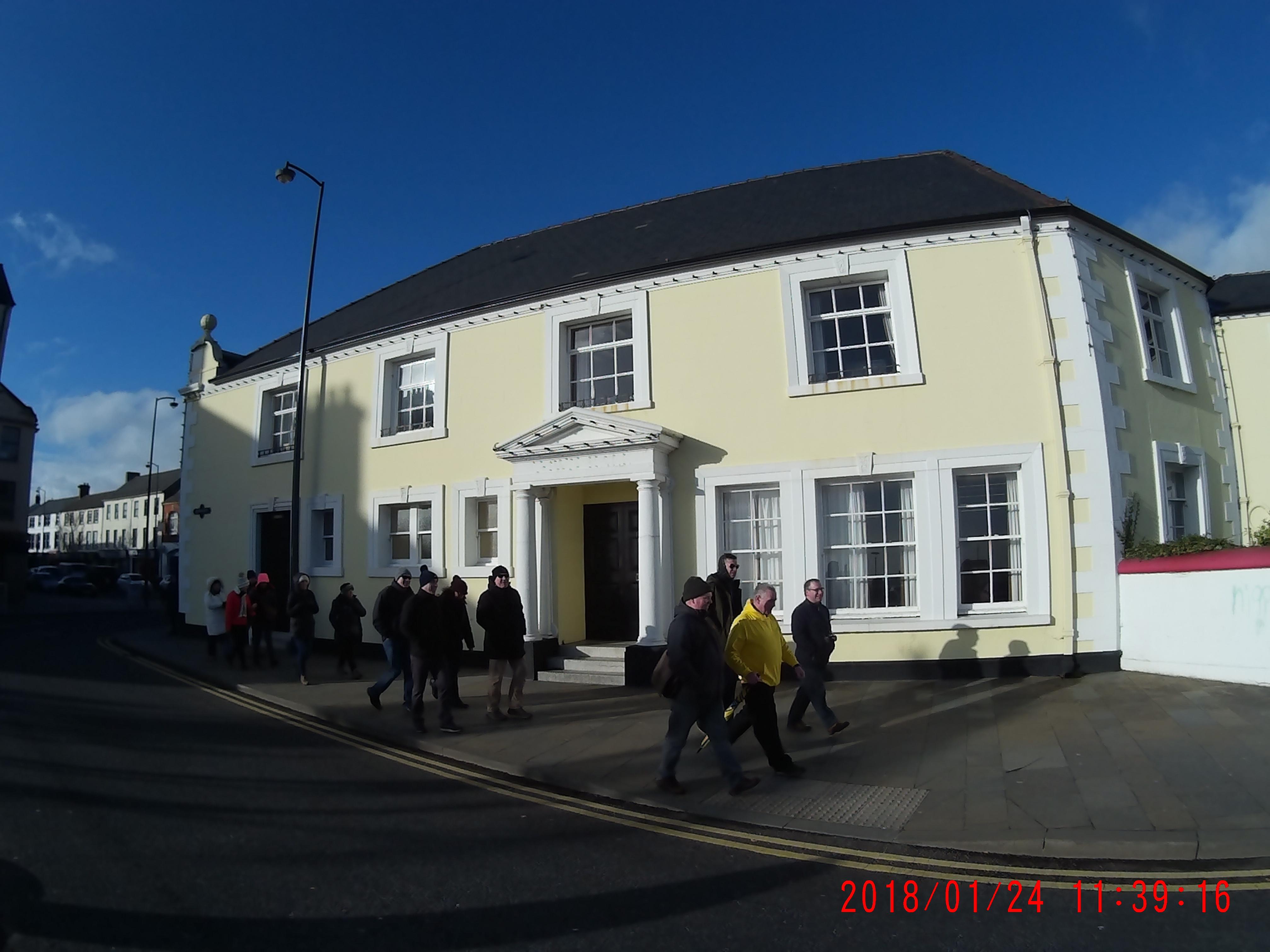 Carrickfergus Town Hall