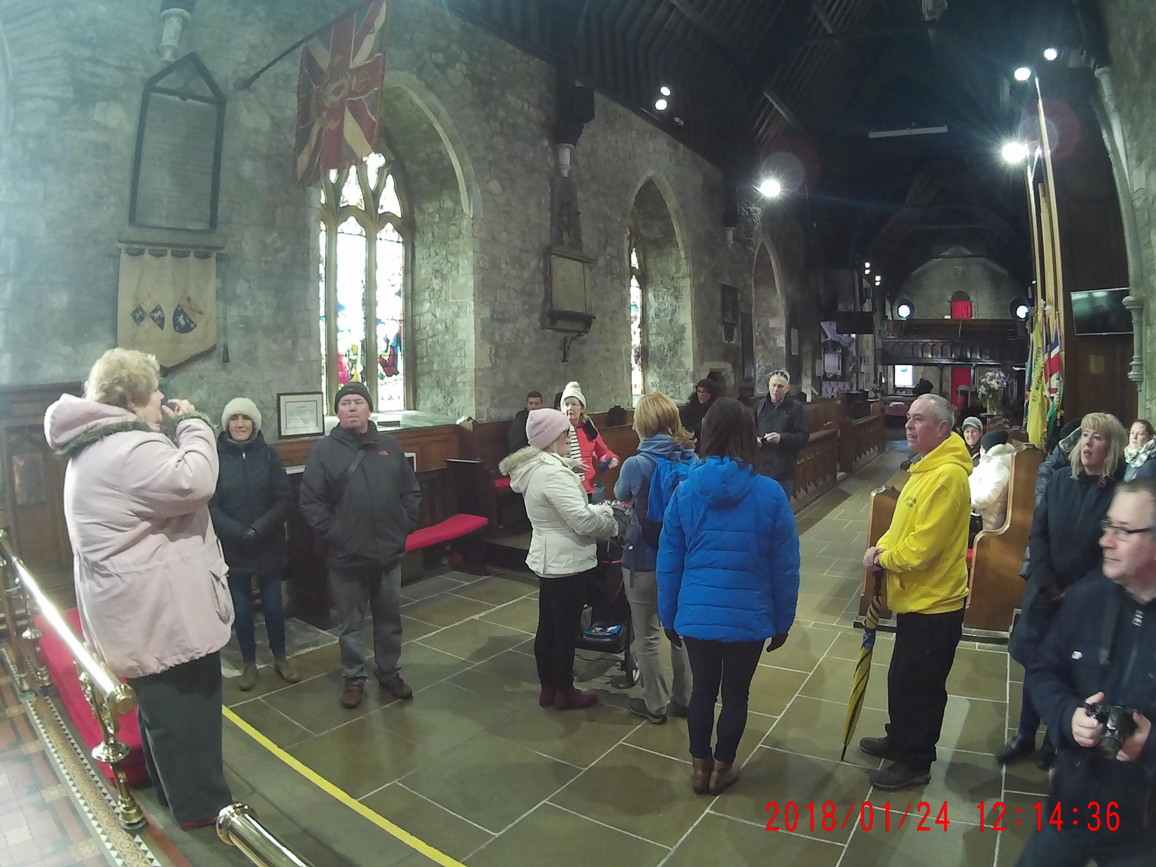Tour St Nicholas's Church