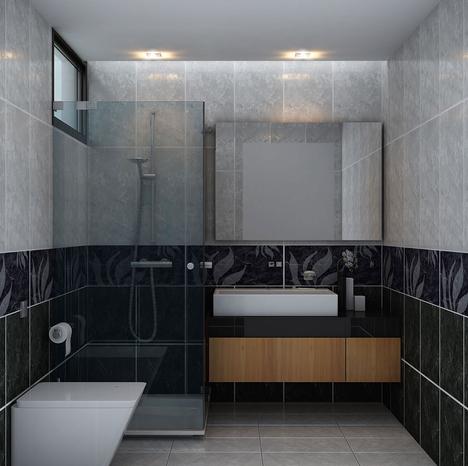 Salle de bain - Reims