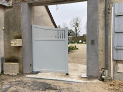 entreprise de pose portail Reims Épernay