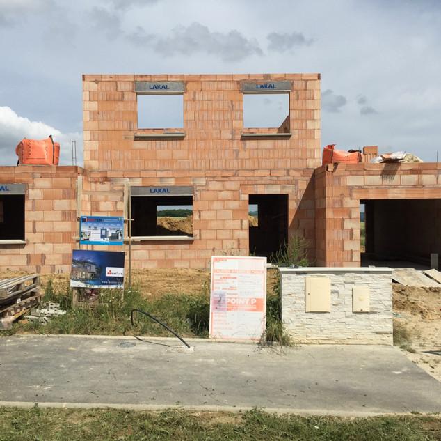 Construction maison GUEUX