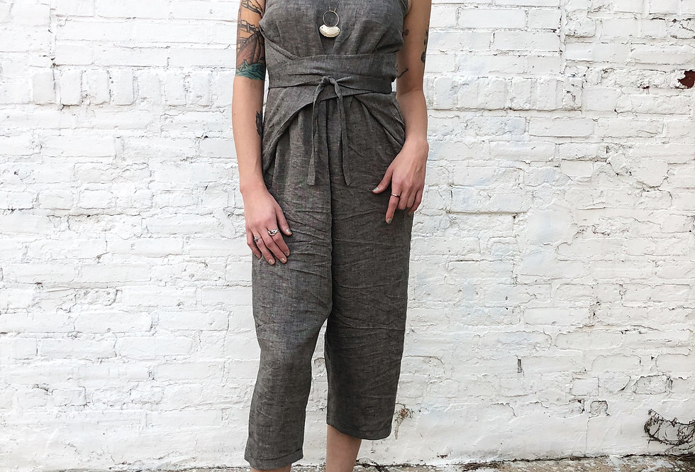 Mirage Jumpsuit in Composition Book