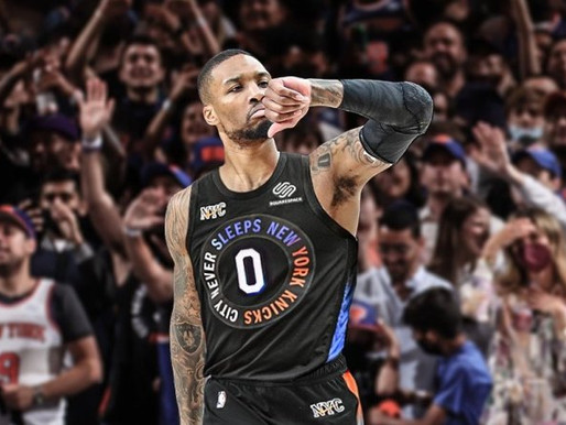 It's Dame Time In New York