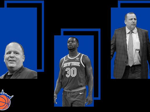 Julius Randles New Deal is More Selfless from him than it is Savvy From Front Office