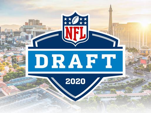 2021 NFL Mock Draft 1.0