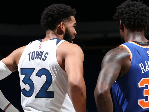 Knicks Trade for Karl Anthony Towns?