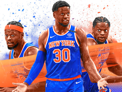 Something Special is Happening in New York