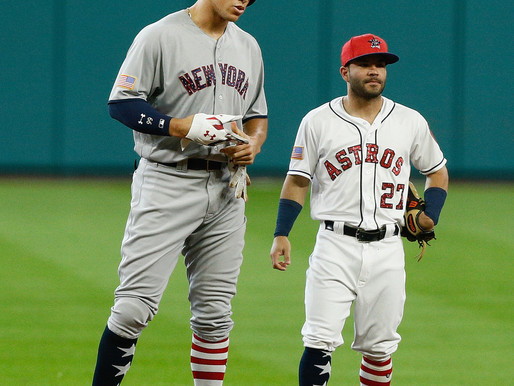 Altuve is Terrible and I love it