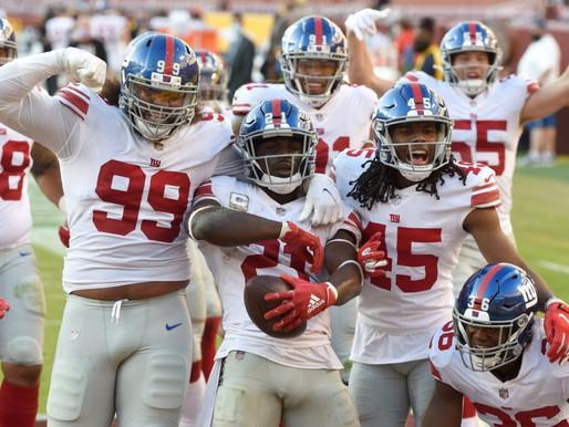 What Have The Giants Done in Free Agency?