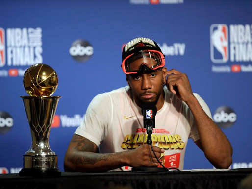 Is Kawhi Leaving the Clippers?