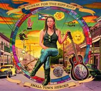 Hurray For The Riff Raff - Small Town Heroes    (LRS 2021 LIMITED PURPLE VINYL)