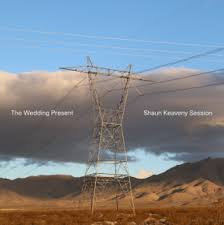 "The Wedding Present  - Shaun Keaveny Session (BLUE 7"" VINYL)"