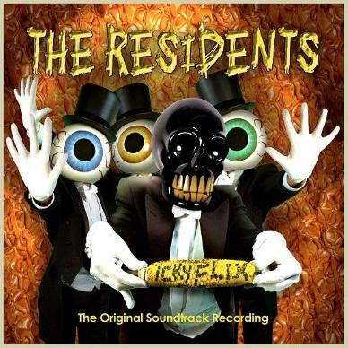 The Residents -  Icky Flix  (2LP RSD SEPTEMBER)