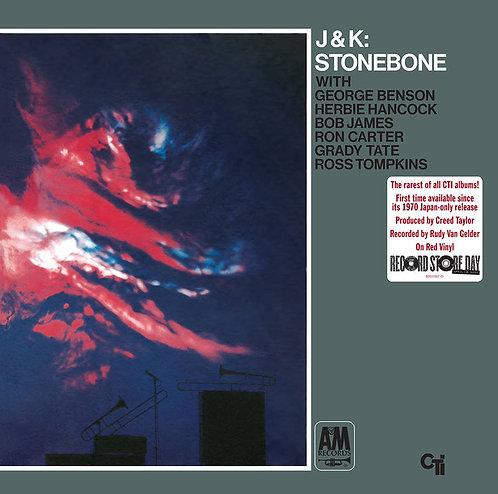 JJ Johnson & Kai Winding - Stonebone  (RED VINYL)
