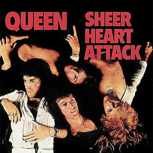 Queen  - Sheer Heart Attack (VINYL)