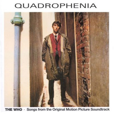 The Who - Quadrophenia OST  (2LP VINYL)