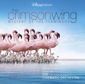 Cinematic Orchestra - The Crimson Wing (2LP PINK VINYL)