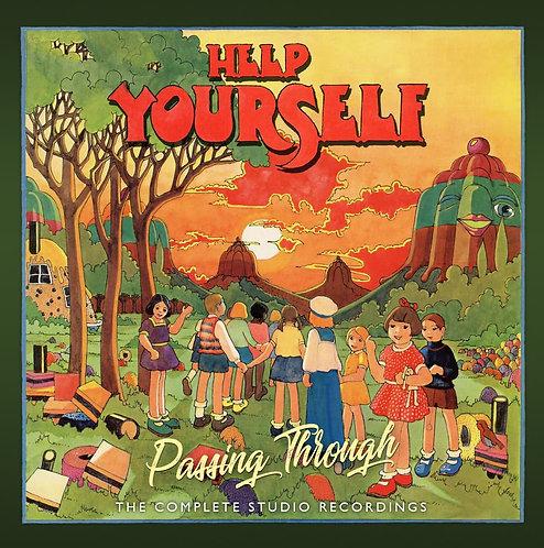 Help Yourself - Passing Through  (6CD BOX SET)