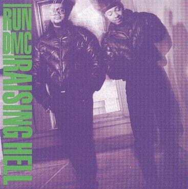 Run DMC - Raising Hell (VINYL) - 30th Anniversary Picture Disc