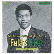 "Fela Kuti - Fela's First: Complete Melodisc Sessions 1959  (10"" VINYL)"