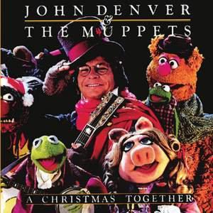 John Denver & The Muppets  - A Christmas Together  (GREEN VINYL)