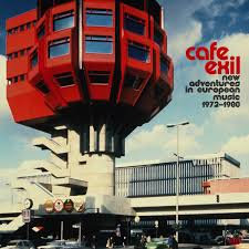 Various Artists - Cafe Exil: New Adventures In Electronic Music (VINYL)
