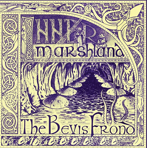 The Bevis Frond - Inner Marshland  (PURPLE VINYL)