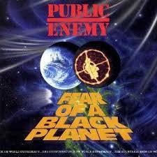 Public Enemy - Fear Of A Black Planet (VINYL)