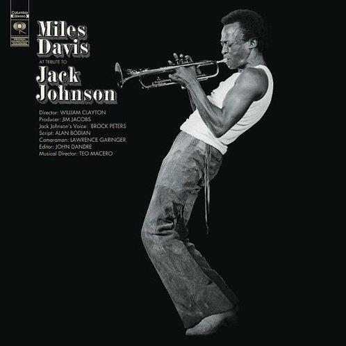 Miles Davis - Jack Johnson  (VINYL)