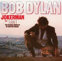 """Bob Dylan - Jokerman I & I Remix (LIMITED 12"""" VINYL)"""