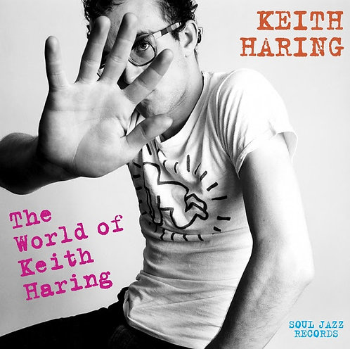 "Keith Haring  - The World Of Keith Haring (3LP + 7"" SINGLE LIMITED VINYL)"
