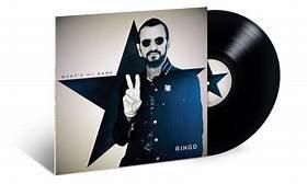 Ringo Starr - What's My Name (VINYL)