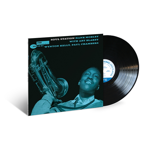 Hank Mobley - Soul Station (2021 BLUE NOTE REISSUE)