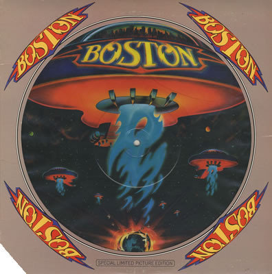 Boston - Boston  (40th Anniversary PICTURE DISC)