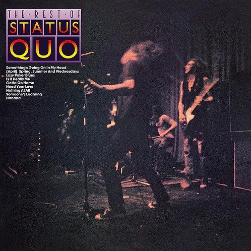 Status Quo - The Rest Of Status Quo  (COLOURED VINYL)