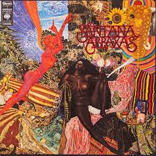 Santana - Abraxas  (VINYL)