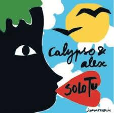 "Calypso & Alex  - Solo Tu  (7"" VINYl)"