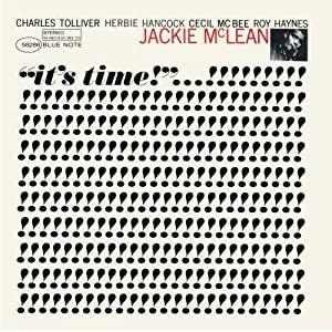 Jackie McLean - It's Time   (TONE POET EDITION VINYL)