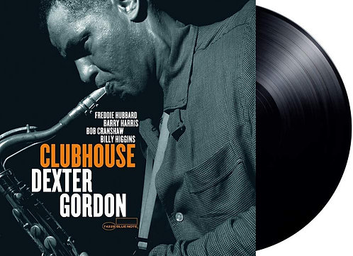 Dexter Gordon - Clubhouse (VINYL - TONE POET EDITION)