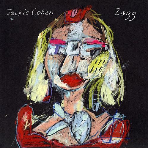 Jackie Cohen - Zagg  (VINYL)