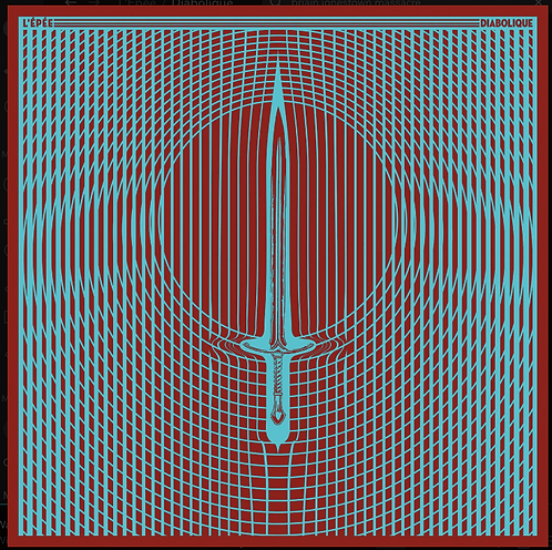 L'Epee  - Diabolique  (VINYL + CD)