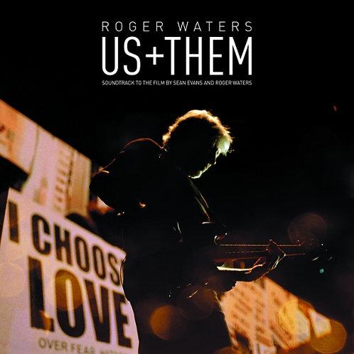 Roger Waters - Us & Them   (3LP VINYL)